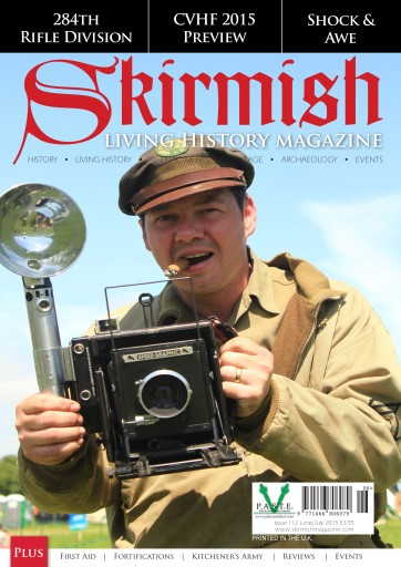 Skirmish Living History Preview