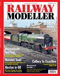 Railway Modeller July 2015 issue Railway Modeller July 2015