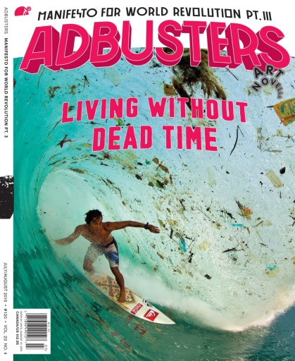 Adbusters Preview