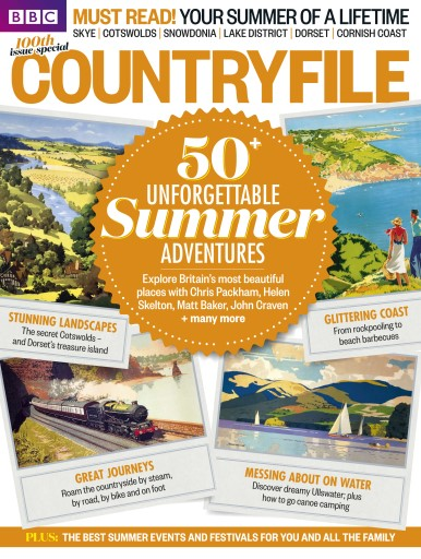 Countryfile Magazine Digital Issue