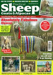 No.9 Absolutley Fabulous Alpacas issue No.9 Absolutley Fabulous Alpacas