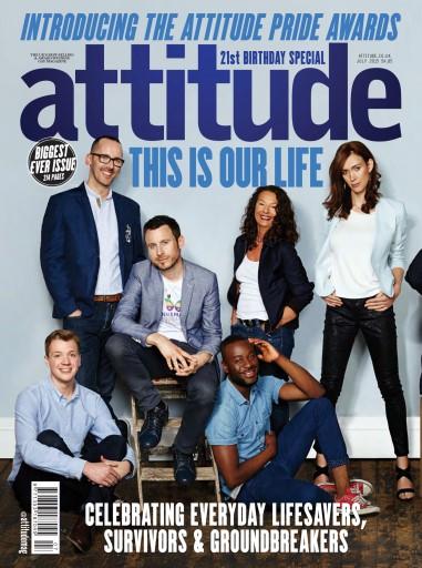 Attitude Preview