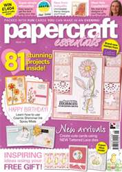 Papercraft Essentials issue Papercraft Essentials