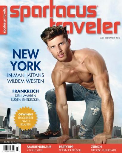 Spartacus Traveler Preview