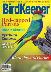 BirdKeeper Vol 28 Iss 9 issue BirdKeeper Vol 28 Iss 9