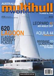 Multihull Magazine # 133 issue Multihull Magazine # 133