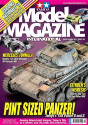Tamiya Model Magazine Magazine Cover