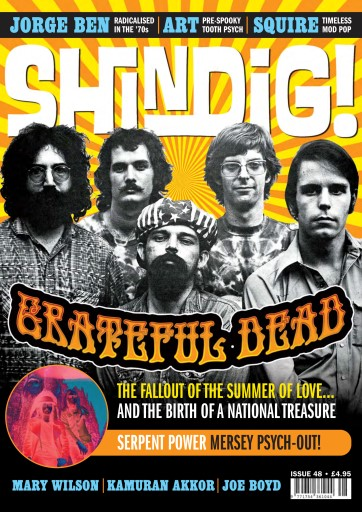 Shindig! Digital Issue