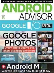 Android Advisor Magazine Cover