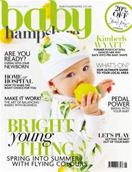 May/June 2015 issue May/June 2015