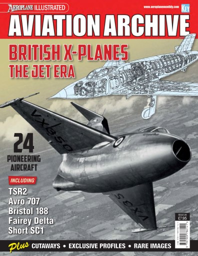 Aeroplane Collector's Archive Digital Issue