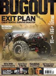 ASG Bug-Out Special 2015 issue ASG Bug-Out Special 2015