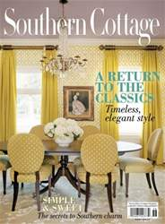 Southern Cottages Summer-Fall 2015 issue Southern Cottages Summer-Fall 2015