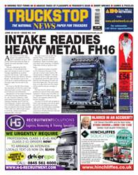 No. 345 Intake Readies Heavy Metal FH16 issue No. 345 Intake Readies Heavy Metal FH16