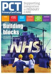 Primary Care Today Magazine Cover