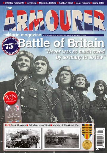 The Armourer Digital Issue