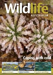 Wildlife Australia Winter 2015 issue Wildlife Australia Winter 2015