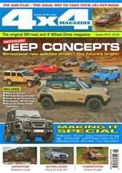 No. 377 Revealed! Jeep Concepts issue No. 377 Revealed! Jeep Concepts