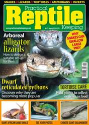 No. 77 Arboreal Alligator Lizards issue No. 77 Arboreal Alligator Lizards