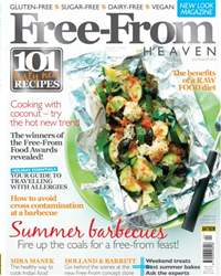 Free-From Heaven July/August issue Free-From Heaven July/August