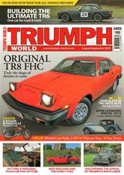 No. 155 Original TR8 FHC issue No. 155 Original TR8 FHC