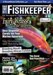 The Fishkeeper Magazine Cover