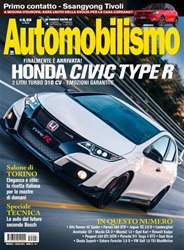 Automobilismo 7 2015 issue Automobilismo 7 2015