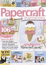 Papercraft Inspirations Magazine Cover