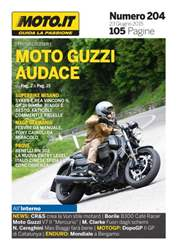 Moto.it Magazine n. 204 issue Moto.it Magazine n. 204