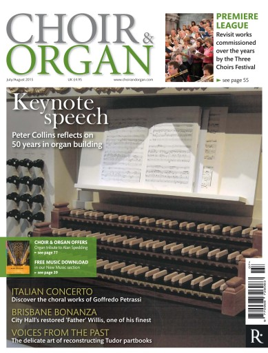Choir & Organ Digital Issue