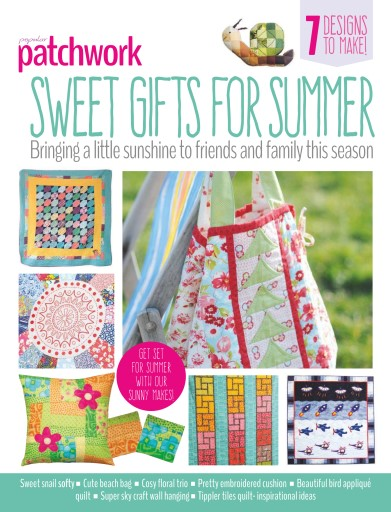 Popular Patchwork Magazine Digital Issue