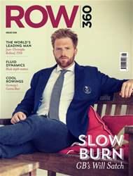 Row360 Magazine Cover