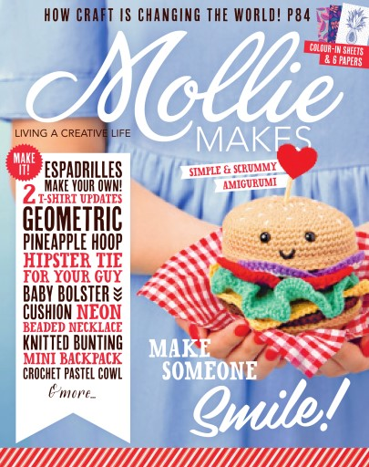 Mollie Makes Preview