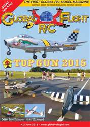 Global RC Flight July-August 2015 issue Global RC Flight July-August 2015