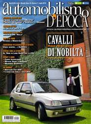 Automobilismo d'Epoca 7 2015 issue Automobilismo d'Epoca 7 2015