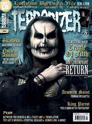 Terrorizer 261 issue Terrorizer 261