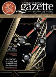 ATG JEWELLERY FEATURE issue ATG JEWELLERY FEATURE