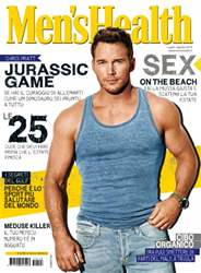 Men's Health 7-8 2015 issue Men's Health 7-8 2015