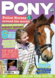 PONY Magazine – August 2015 issue PONY Magazine – August 2015