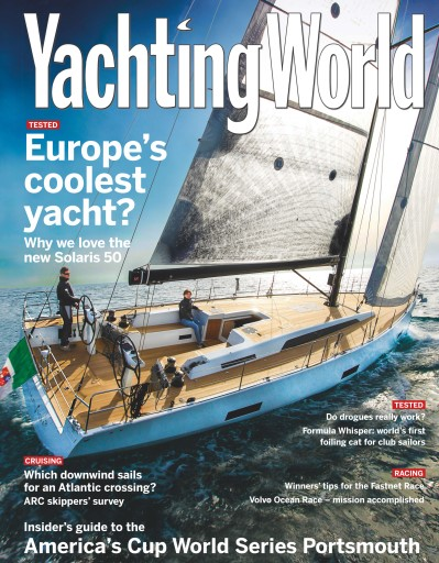 Yachting World Digital Issue