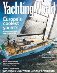 Yachting World Magazine Cover