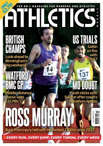 Athletics Weekly Digital Issue