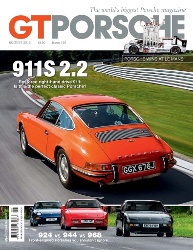 GT Porsche Digital Issue