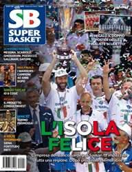 Superbasket Magazine Cover