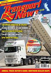August 2015 - Can Driver Shortage Be Solved? issue August 2015 - Can Driver Shortage Be Solved?