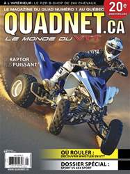 Quadnet Magazine Cover