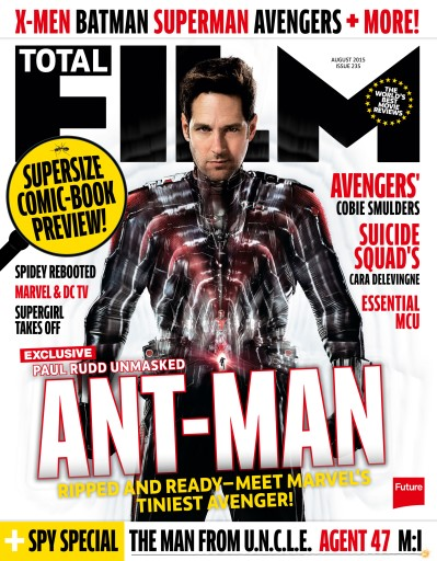 Total Film Magazine August 2015 Subscriptions Pocketmags