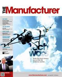 The Manufacturer July/August 2015 issue The Manufacturer July/August 2015