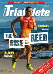 Australian Triathlete 22.7 issue Australian Triathlete 22.7