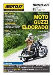 Moto.it Magazine n. 206 issue Moto.it Magazine n. 206